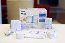Philips Avent SCD 510 Babyphone Lieferumfang