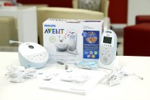 Philips Avent SCD 580 Babyphone Lieferumfang